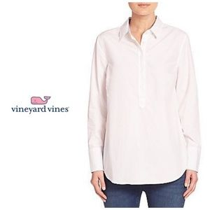 Vineyard vines cotton popover